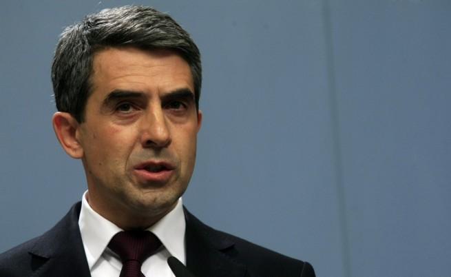 Президентът Плевнелиев ще отиде на протеста в София в неделя