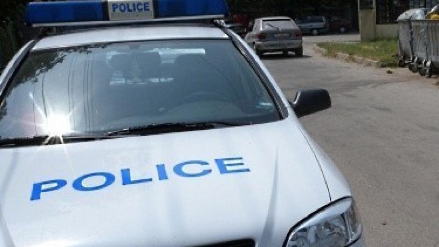 """Млад мъж загина на АМ """"Тракия"""" с крадена полицейска кола"""
