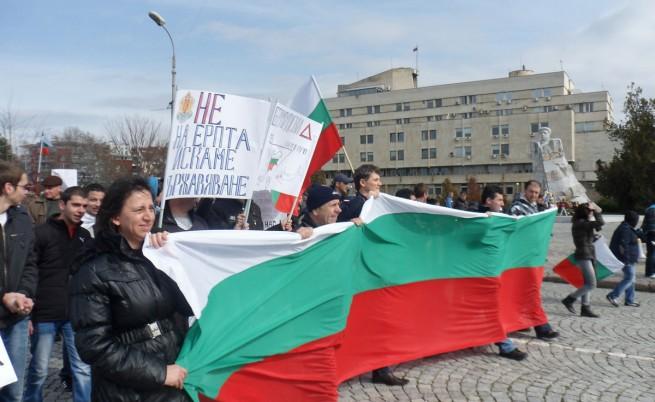 Големите чуждестранни агенции за ситуацията у нас: Нов кръг от протести срещу бедността