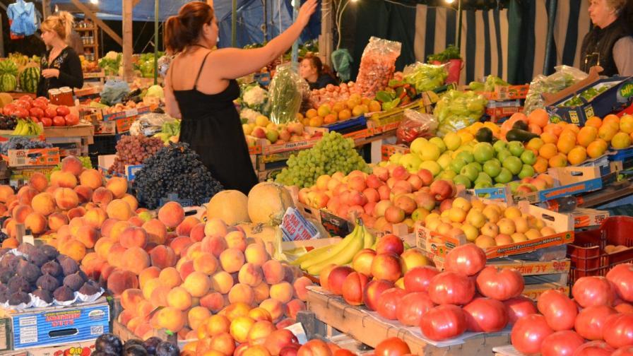 """""""Евростат"""": Българчетата се хранят най-зле"""