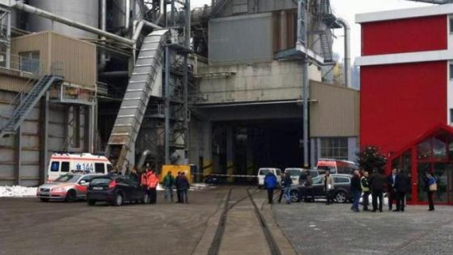 Престрелка в Швейцария, трима убити