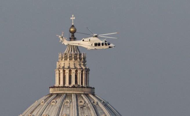 Папа Бенедикт XVI официално се оттегли