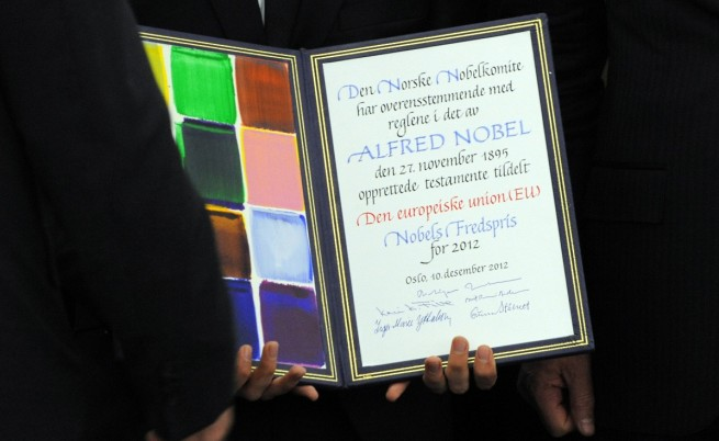 Рекорден брой номинации за Нобеловата награда за мир