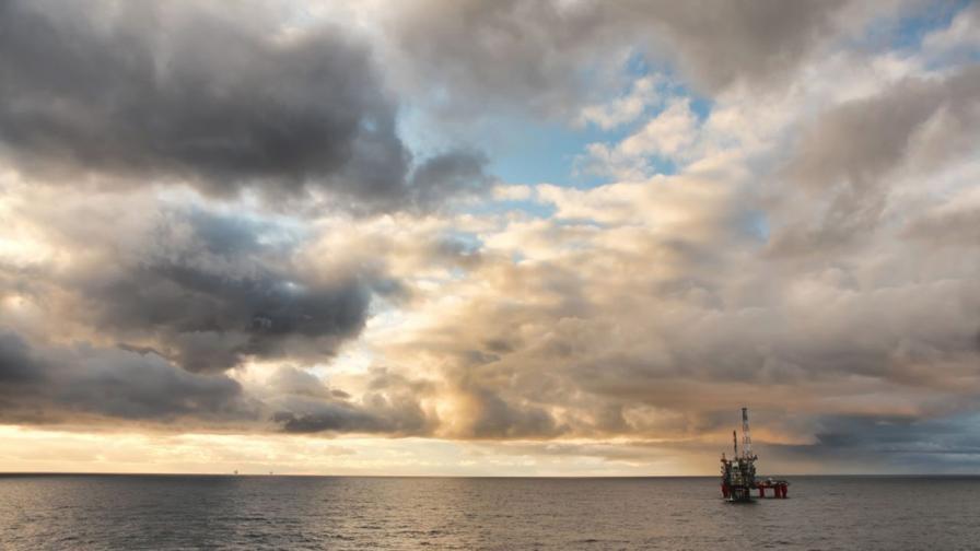 """Сигнал за """"енергийно съкровище"""" край остров Крит и в Йонийско море"""