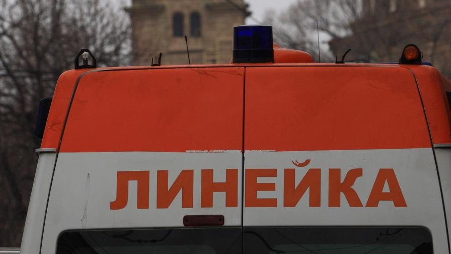Деца се нараниха с боеприпас, намерен в парка в Казанлък
