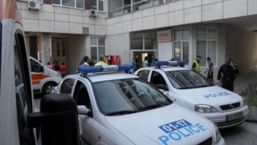 Благоевград: Син на покойник се нахвърли върху лекар