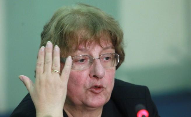 Евгения Харитонова е новият шеф на ДКЕВР