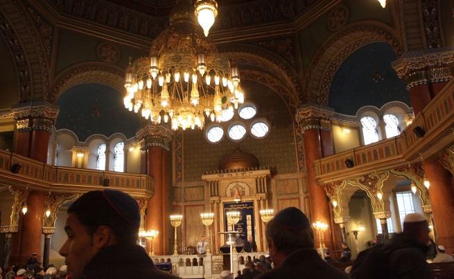 Еврейската общност отбелязва 70 години от спасяването на българските евреи