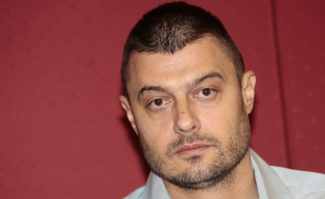 Телевизионният водещ Бареков осъден за клевета