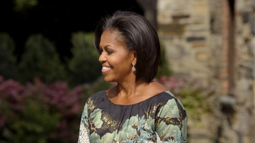 Сред най-стилните в света - Мишел Обама, Виктория Бекъм и Шайло