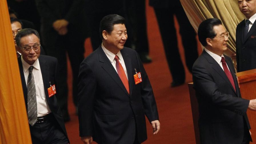 Си Дзинпин окончателно пое властта в Китай