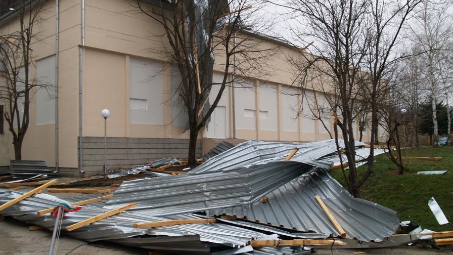 Вятърът в Габрово взе втора жертва