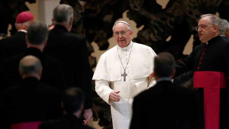 Папа Франциск иска църква за бедните