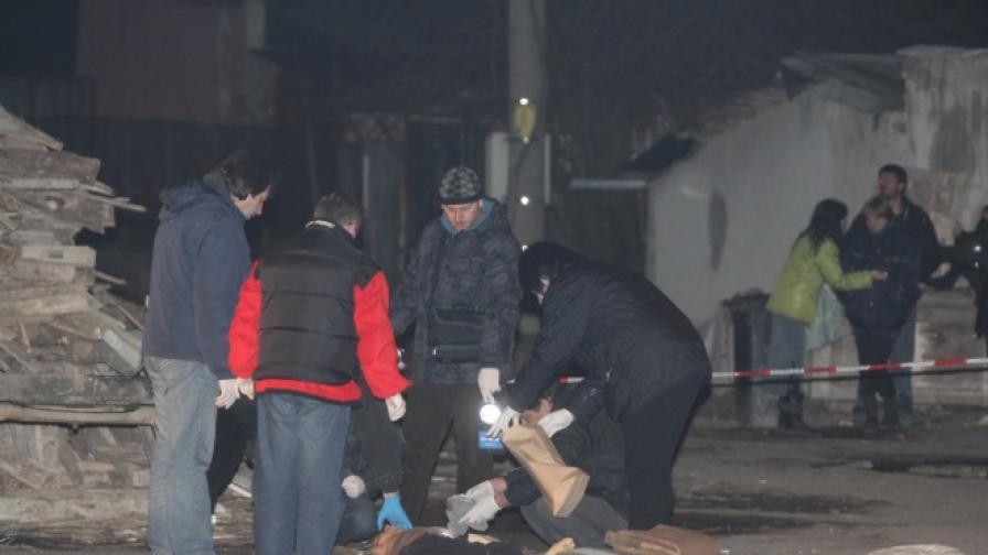 Две жертви и тежко ранени при скандал в София