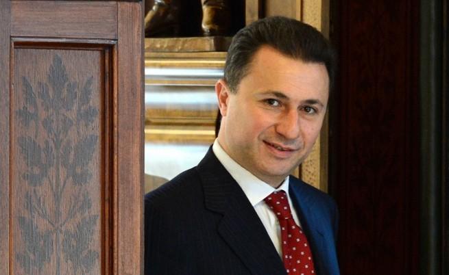 В Македония не се разбраха, Груевски не дава оставка