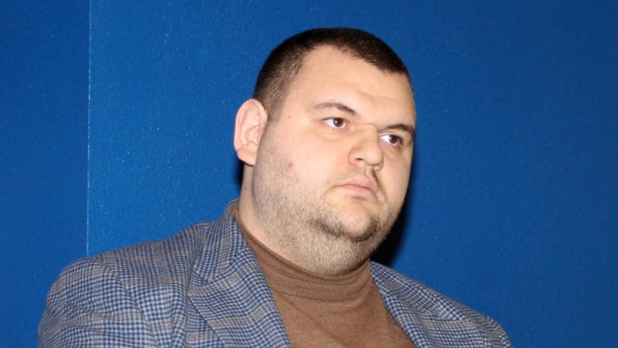 Изпратиха отворено писмо за връщането на Делян Пеевски в НСС