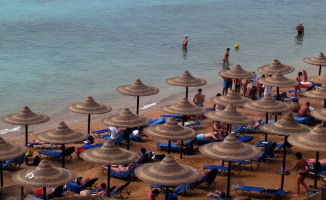 Двама туристи отвлечени в Египет