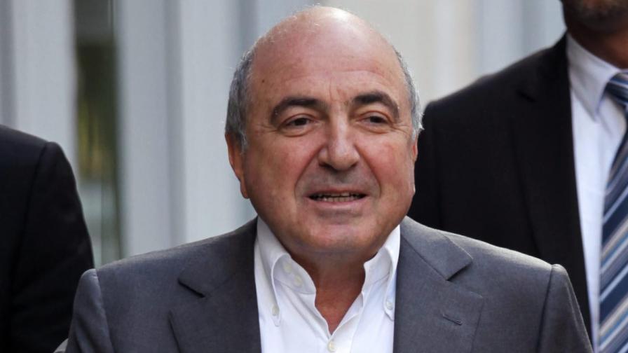 Бизнесменът Борис Березовски