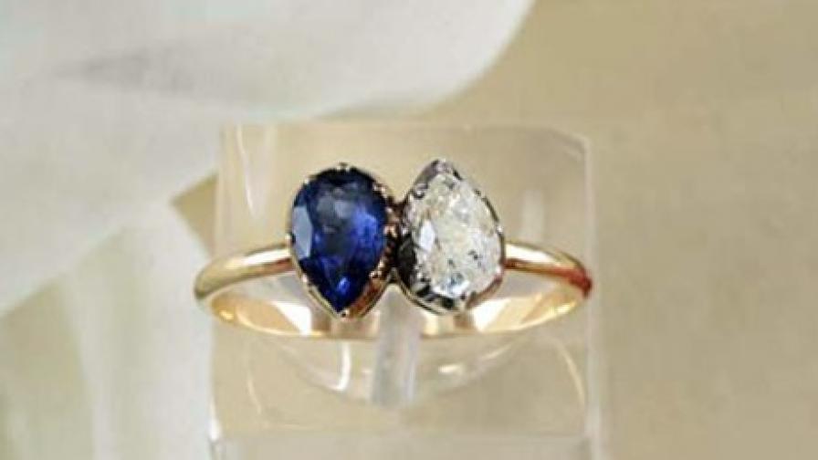 900 хил. евро за годежния пръстен на Жозефина