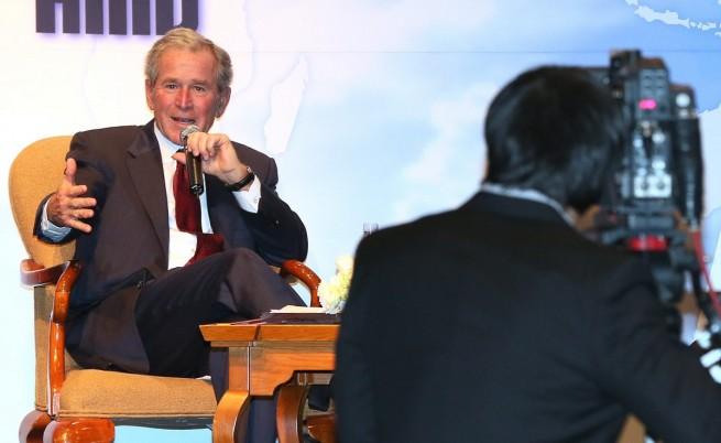 Буш-младши е най-скъпоструващият бивш президент на САЩ