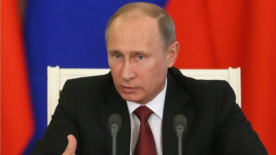 """Путин: Обиските на НПО в Русия са """"рутинни"""""""