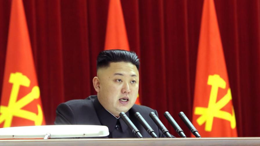 """КНДР плаши с """"тотална ядрена война"""""""