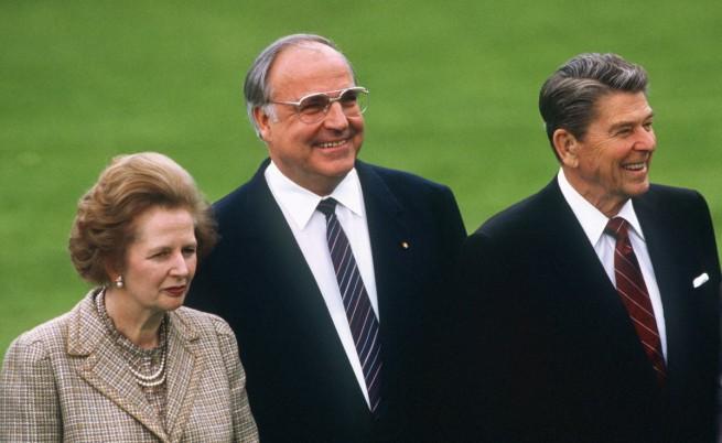 Тачър мислела за съюз с СССР срещу германска Европа