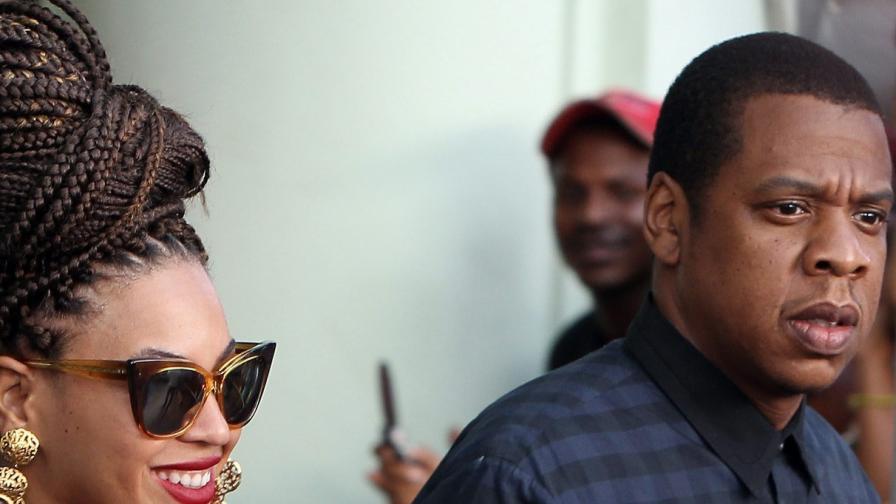 Бионсе и Джей-Зи отишли в Куба с разрешение от американското министерство на финансите