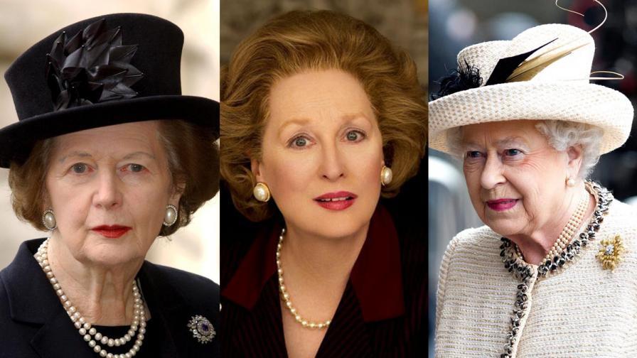 В Тайван и Тайланд сбъркаха Тачър с кралицата... и с Мерил Стрийп