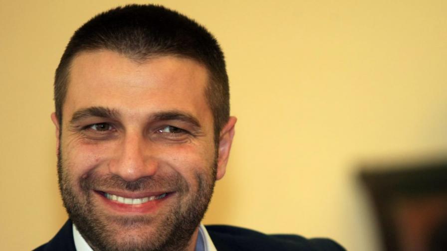 Министърът на транспорта, информационните технологии и съобщенията Кристиян Кръстев