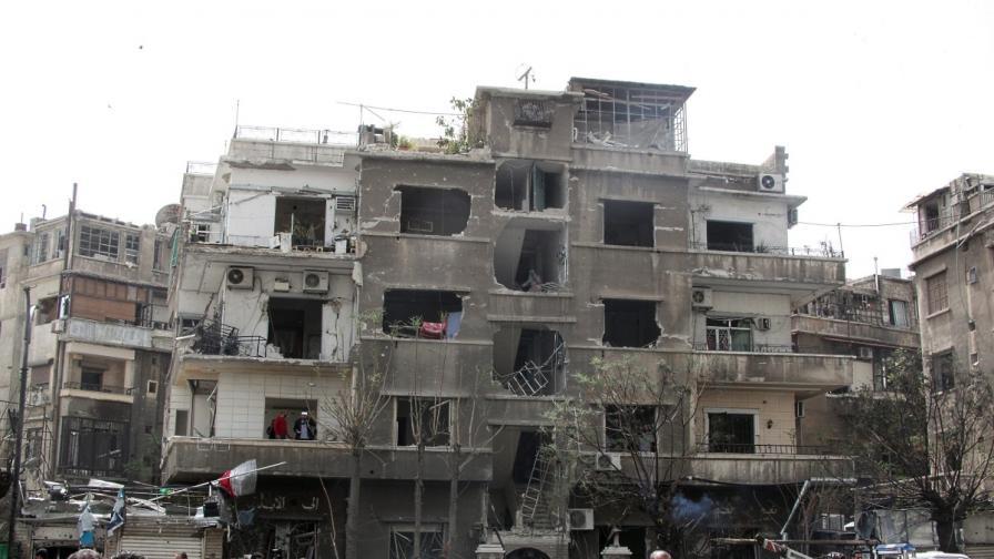"""""""Хюман райтс уоч"""": Сирийската авиация стреля по невинни"""