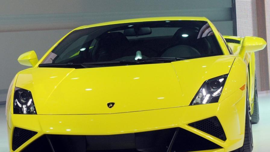 """Полицаи в Дубай ще се возят с """"Ламборгини"""" за 550 хил. долара"""