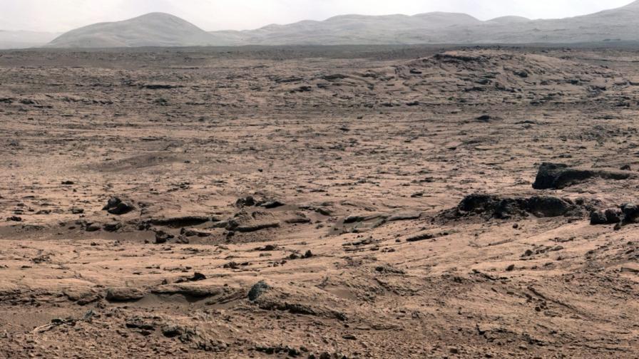 """Ентусиасти """"откриха"""" съветски кораб на Марс"""