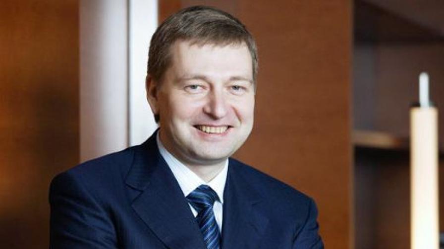 Дмитрий Риболовлев е царят на калиеви торове в Русия, състоянието му надхвърля 9,1 млрд. долара