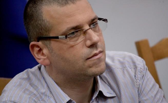 Калин Георгиев на разпит в прокуратурата