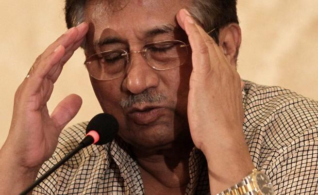 Пакистански съд нареди ареста на бившия президент Первез Мушараф