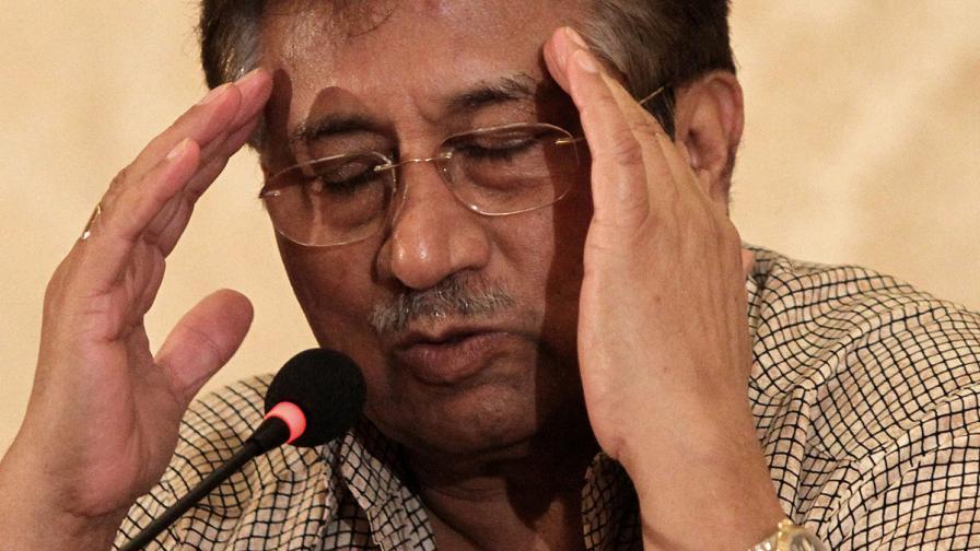 Съдът в Пакистан осъди Первез Мушараф на смърт