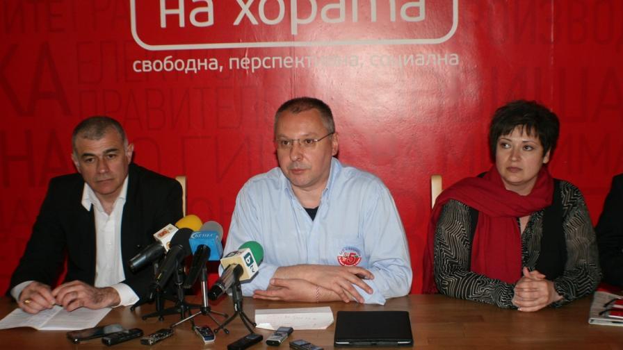 Станишев: Трябва да има дебат за пушенето в заведенията