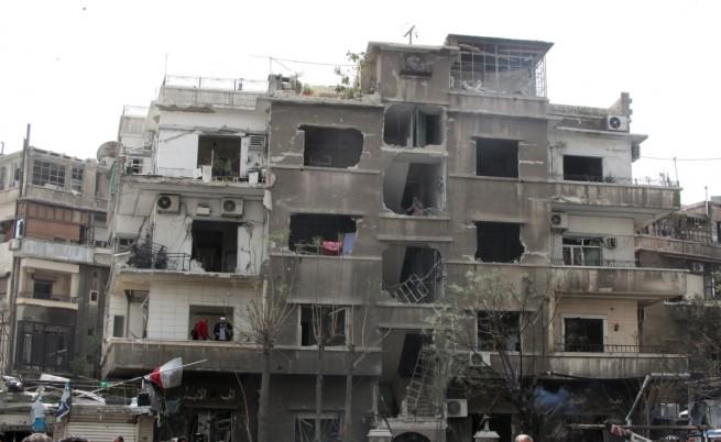 Израел и САЩ спорят за химическото оръжие на Сирия