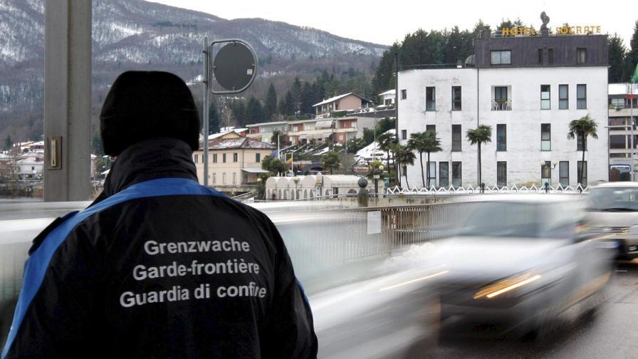 И Швейцария въвежда ограничения за работниците