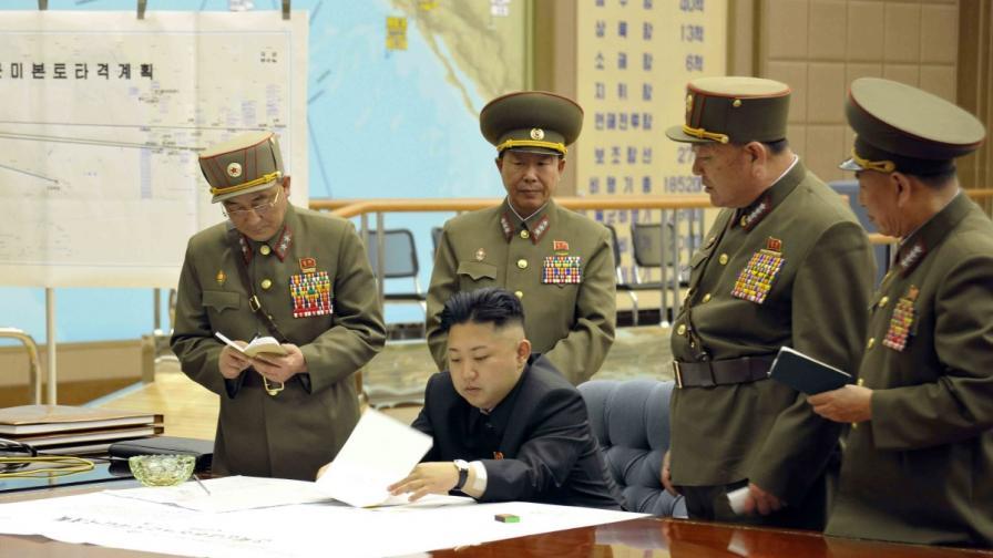 В Северна Корея скоро ще започне процес срещу американец