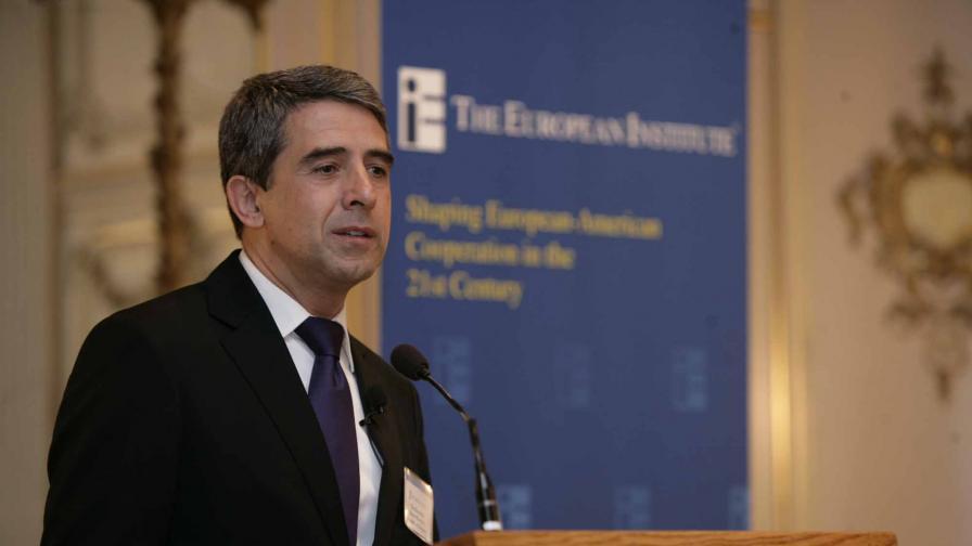 Плевнелиев за думи на посланика ни в ЕС за Македония: Не сте го чули от мен