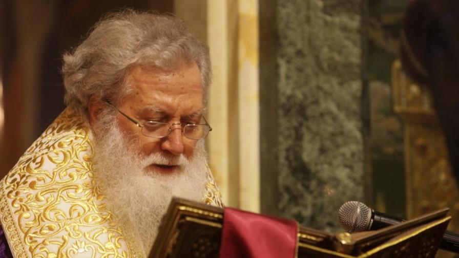 Българският Патриарх Неофит: Ако Спасителят е с нас, кой ще е против нас
