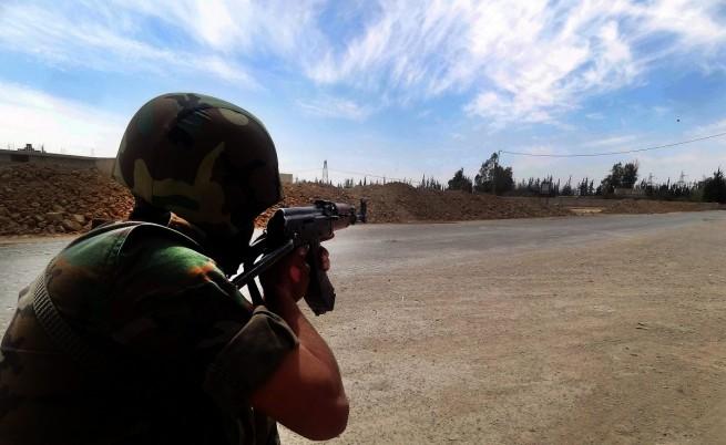 САЩ с нови бомбардировки над ислямистите в Северна Сирия