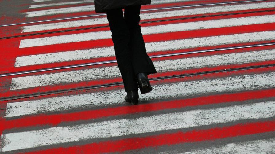 Пешеходците са с два пъти повече нарушения от шофьорите