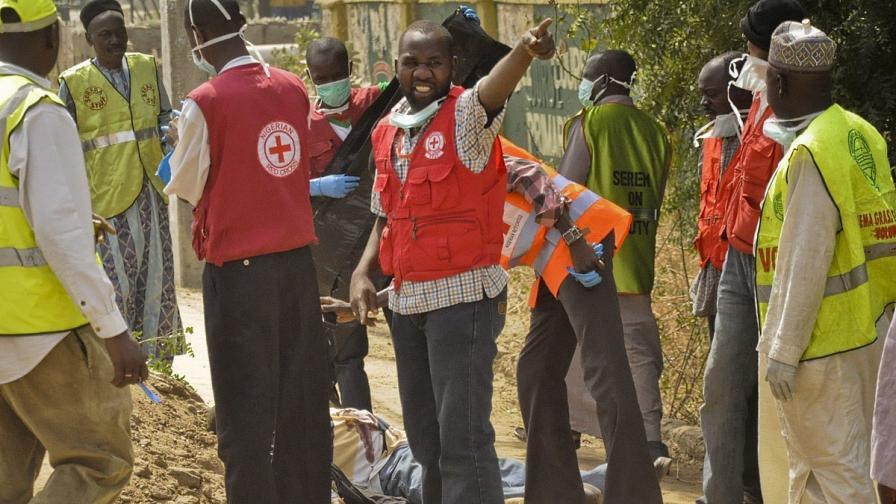 """Атака на """"Боко Харам"""" взе 55 жертви в Нигерия"""