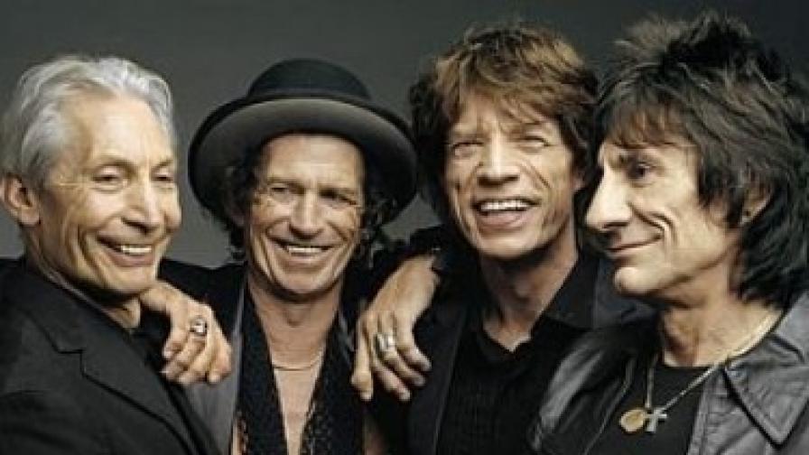"""Какво правят рок легендите от """"Ролинг стоунс"""" преди концерт"""