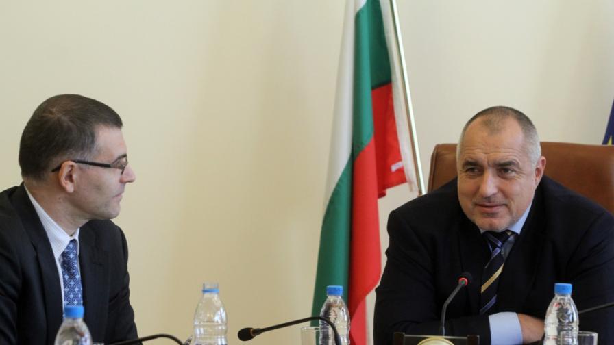 Янев: Борисов махна Дянков заради подкуп