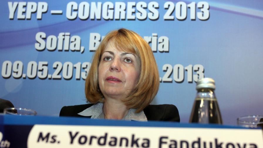 Фандъкова: Не спекулирайте с интелекта в ГЕРБ