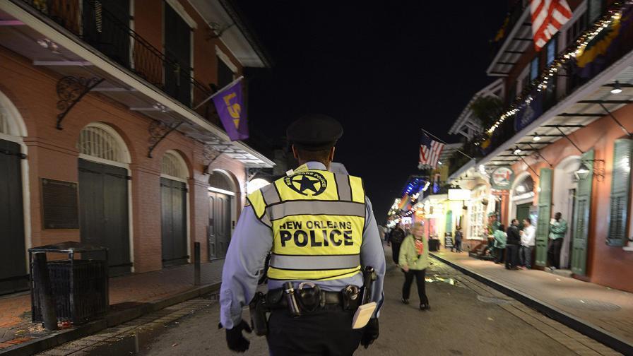19 ранени при стрелба в Ню Орлиънс